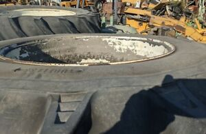 8 Trelleborg Tractor Tires With Rims