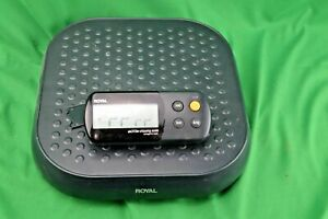Royal Ex315w Wireless Weighting shipping Scale W Digital Display As is