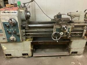 Howa Engine Lathe Max 1500 Rpm Strong 860 17