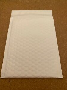 New Lot Of 1 Bubble Shipping Mailing Envelope Small White Uline