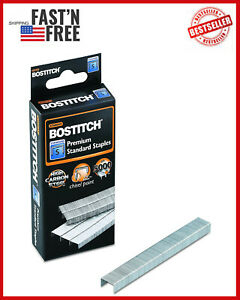 5000 Count Standard Chisel Point Staples 1 4 Length For Office School Home Usa