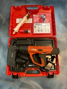 lota Very Clean 2018 Hilti Dx5 Powered Actuated Tool Nailer W Mx72 Magazine