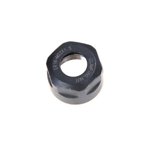 Er16 M22 1 5 Collet Clamping Nuts For Cnc Milling Chuck Holder Lathe Yfi us