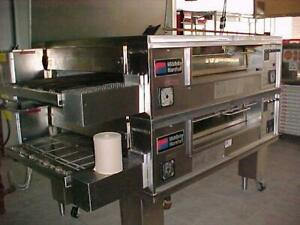 Middleby Marshall Ps570 Gas Double Stack Ovens Cleaned tested Free Shipping
