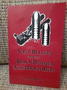 Cast Bullets For The Black Powder Cartridge Rifle $20.00