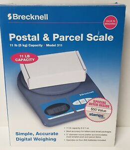 Breknell Postal And Pacel Scale