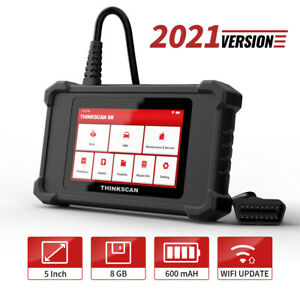 Automotive Obd2 Scanner Abs Srs Airbag System Diagnostic Tool Oil Epb Reset