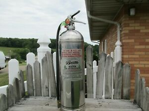 Stainless Steel Pyrene Water Fire Extinguisher