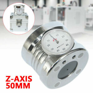 Magnetic Mechanical Z Axis Dial Zero Pre Setter Tool 2 Height Gage Offset Cnc