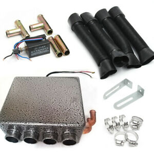 12v Car Truck Universal Vehicle Hydronic Auxiliary Heater Defroster Kit W Switch