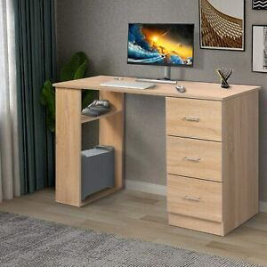 Computer Desk Pc Laptop Table Gaming Study writing Home Workstation Office Desk