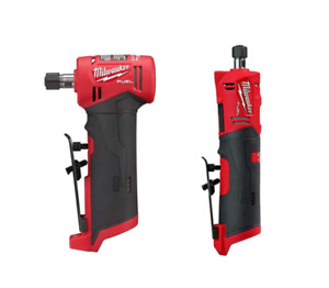 Right Angle And Straight Die Grinder Kit Cordless Lithium Ion 12v Tool Only Kit
