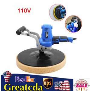 Electric Concrete Mortar Trowel Wall Smoothing Polishing Machine W Hex Wrench