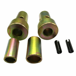 Fits Category 1 Quick Hitch Adapter Bushings Fits John Deere Speeco Je