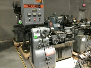 Monarch 10ee Toolroom Lathe With Taper Attachment