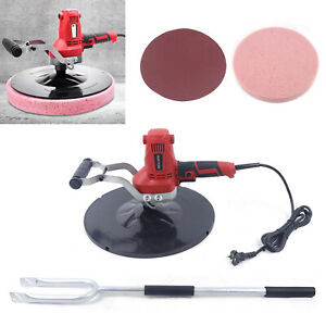 Electric 6 Speed Cement Concrete Mortar Trowel Wall Smoothing Polishing Machine