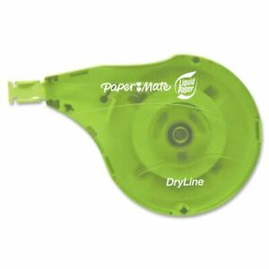 Paper Mate Liquid Paper Dry Line Correction Tape 0 20 Width X 39 40 Ft Length