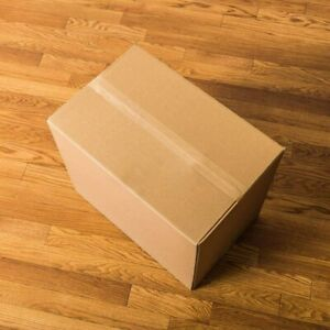 100 Recycled Corrugated Cardboard Box 8 X 8 X 8 pack Of 25