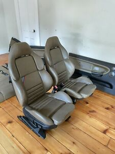 Bmw E36 M3 Mint Magma Power Vaders Rear Seats Door Cards