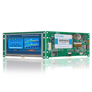 4 3 Inch Intelligent Graphic Tft Lcd Module Hmi Smart Touch Screen Display