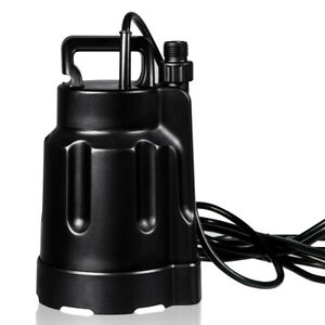 Topbuy 12hp Utility Water Pump Electric Multi Purpose For Pond Garden Pool