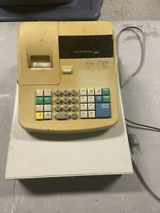 Royal 215 Nx Electric Cash Register Used Very Good Condition Free Shipping