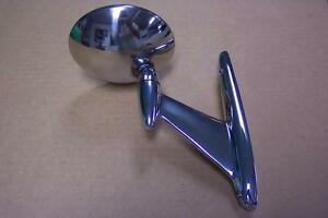 Set Of 2 1955 1956 Ford 1955 57 T Bird Correct New Pair Outside Mirrors