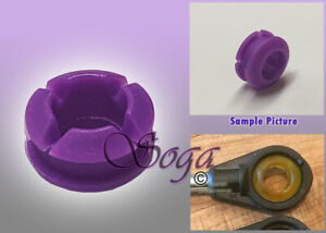 One Auto Transmission Shift Cable Repair Purple Bushing For Titan Pathfinder New