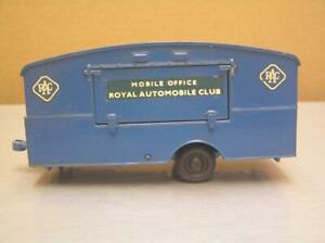 Lone Star Rac Mobile Office Camper Made In England Excellent Condition
