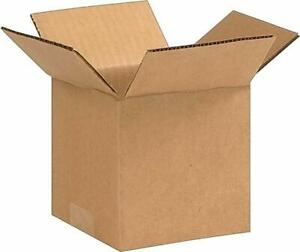 8x8x8 Acme P And S Corrugated Shipping Boxes 100 Boxes