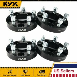 1 Inch 5x4 5 Fits Ford Ranger Mustang Lincoln Town Car Mercury Wheel Spacers