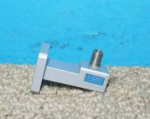Cmt Ra42 f 1a a Wr42 Waveguide To Coaxial Adapter Sma f 18 26 5ghz