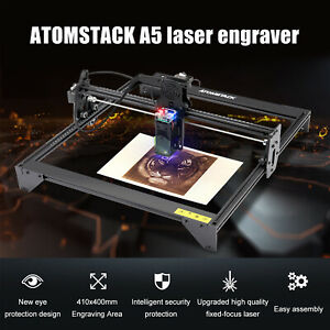 Atomstack A5 20w Laser Engraver Engraving Cutting Machine Eye Protection Us I9i6