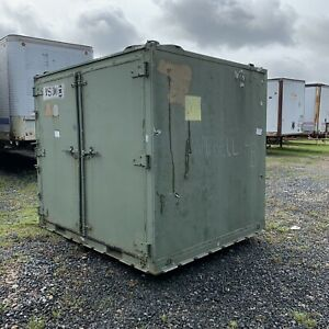 Shipping And Storage Container 56102 000 Aar Manufacturing C 130 Container