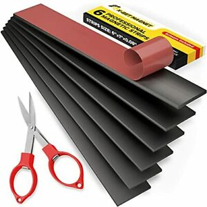 New Magnetic Strips With Adhesive Backing Tape Crafts Tool Knife Magnet Strips