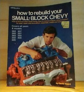 How To Rebuild Your Small Block Chevy Engine 262 To 400