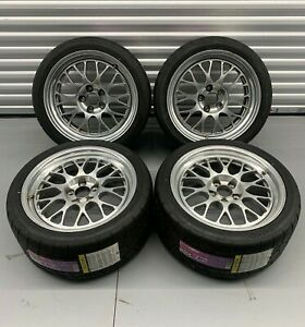 Ford Racing 18 Fikse Fm10 Wheels Rims W New Toyo Tires Mustang Gt S197 Gt350