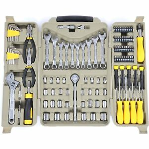 Jegs 80427 123 Piece Tool Set With Carry Case