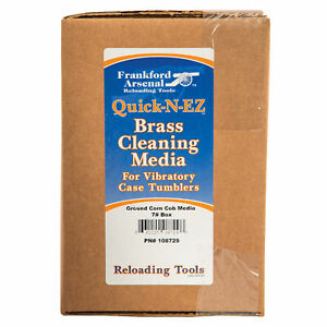Frankford Arsenal Corn Cob Media for Cleaning Brass 7 Lb Clean Reloader 108729 $22.80