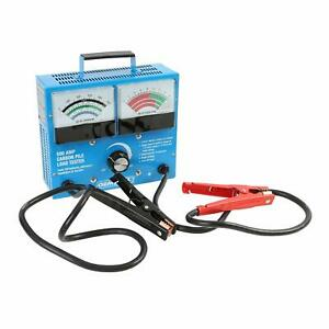 500 Amp 12v Battery Load Tester Carbon Pile Load Tester With Buzzer