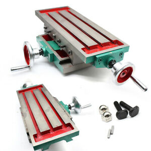 Xy Multifunction Table Boring Drilling Milling Compound Slide Table 450 170mm