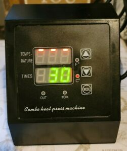 Combo Heat Press Machine Controller Only