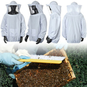 Beekeeping Suits Cotton Siamese Anti bee Suit M L Xl Xxl Size For Women Mensbib