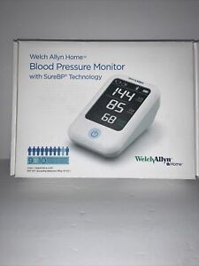 Welch Allyn Home H bp100sbp Blood Pressure Monitor With Surebp Technology