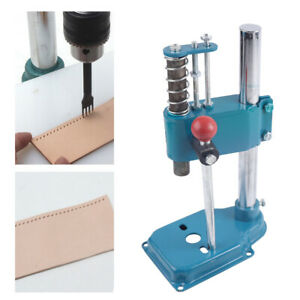 Mute Manual Leather Imprinting Cutting Punching Machine Leather Puncher Diy