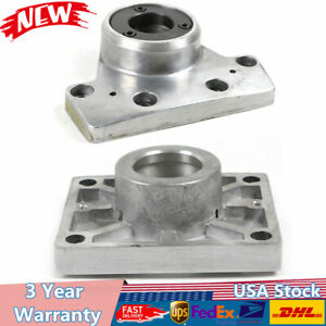 New X y Axis Bridgeport Mill Parts Milling Machine Table End Cap Bearing cap