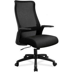 Comhoma Office High Back Mesh Chair Executive Swivel Chair With Adjustable Seat