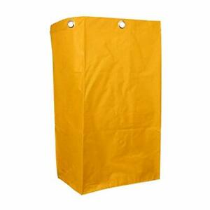 Replacement Janitorial Cart Bag Waterproof High Capacity Thickened Housekeeping