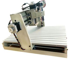 4axis 3040 Cnc Router 3d Engraver Wood Engraving Milling Machine Controller