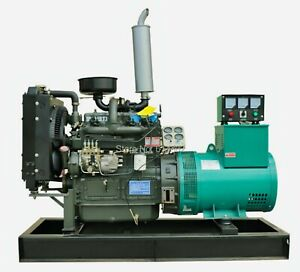 50kw 50kva Genset 50kw Diesel Generator With Engine For Hotel home hospital
